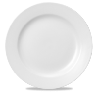 Churchill Plain Whiteware Classic Service Plate 12 1/4