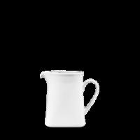 Churchill Plain Whiteware Square Jug   1.5 Litre    18 x 12cm   ( 7