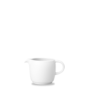 Churchill Plain Whiteware Compact Jug  5oz(14.2cl)