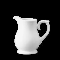 Churchill Plain Whiteware Sandringham Jug/Creamer  20oz (56cl) 1 Pint