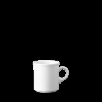 Churchill Plain Whiteware Nova Mug 8oz (22.4cl)