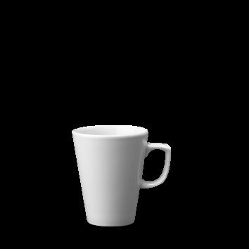 Churchill Plain Whiteware Cafe Latte Mug 14oz ( 40cl) 11cm height