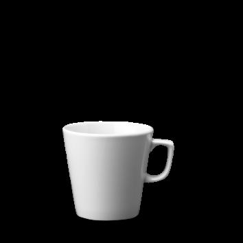 Churchill Plain Whiteware Cafe Latte Mug 18oz  ( 51.1cl)  11cm height