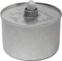 Genware DiEthylene Glycol Adjustable Heat Chafing Fuel 6hr Can - Case of 24