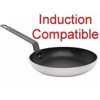 Non Stick Genware Induction Compatible Frypan Teflon Plus 26 cm