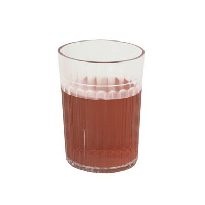 Clear Plastic Tumbler  22.7cl  8oz