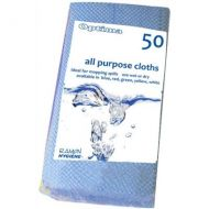 Blue All Purpose Cloth 30cm x 60cm (Pack of 50)