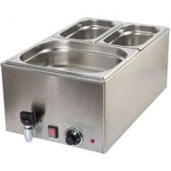 Electric Bain Marie Full Size with Tap 1.2kw