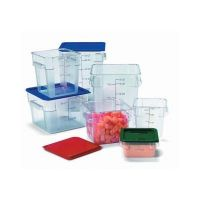 Polycarbonate Square Container 5.7 Litres