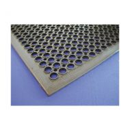 Black Rubber Kitchen Mat 90cm x 150cm x 1.4cm