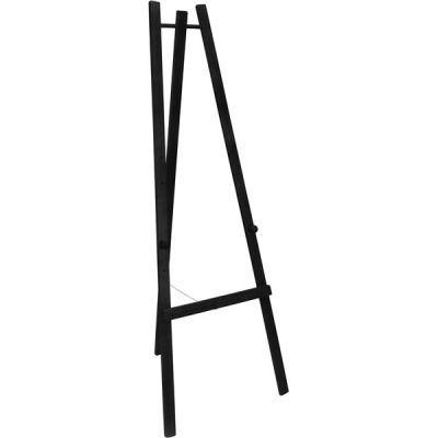 Easel Black Height 165cm