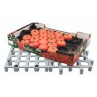 Polypropylene Heavy Duty Dunnage Floor Rack 33cm square