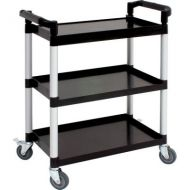 Polypropylene Trolley 3 shelves