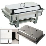Full Size Economy Chafing Dish with Electric Element 8 .5 litres