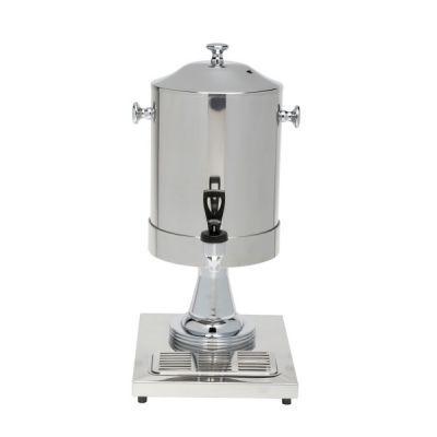 Milk Dispenser with Ice Chamber