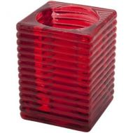 Highlight Candle Holder Red (Box of 6)