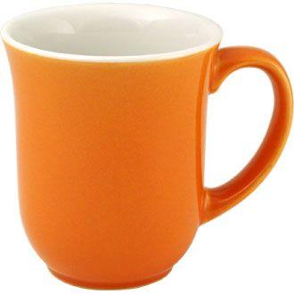 Churchill New Horizons Mug 10oz (28cl) Orange