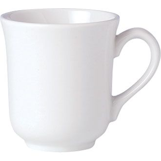 Steelite Simplicity White Club Mug 8 1/2oz (23.75cl)
