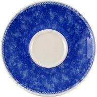 Churchill New Horizons Blue Espresso Saucer