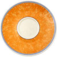 Churchill New Horizons Orange Tea Saucer